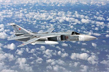Sukhoi Su-24 - Wikipedia
