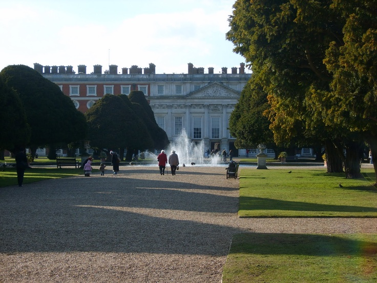 103 Best Hampton Court London Images On Pinterest