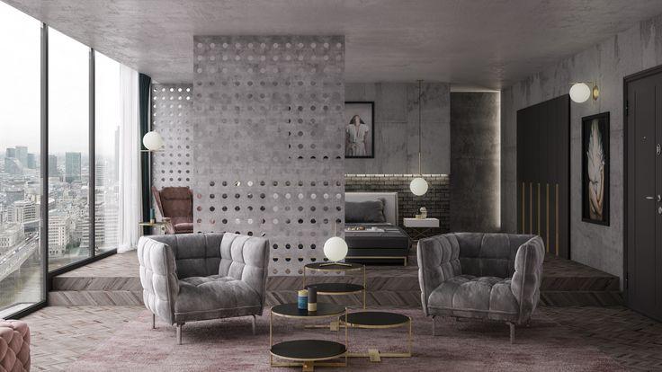 """""""URBAN HOTEL & SPA"""" https://www.behance.net/gallery/49698561/URBAN-HOTEL-SPA"""
