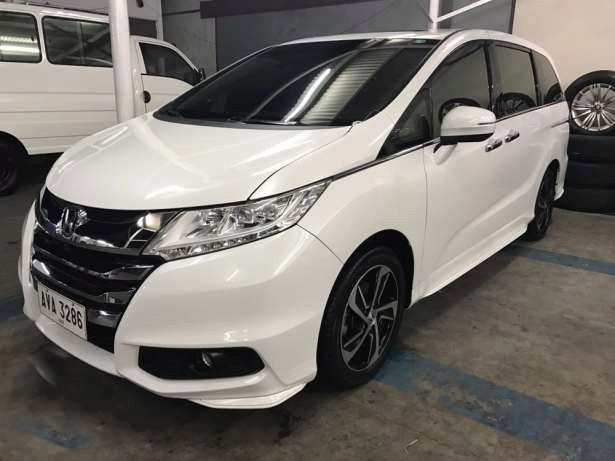 Rush Sale First Owned 2015 Honda Odyssey 2.4 EX-V Full Options Call 09175287233 for more info or click image for price #hondaodyssey  #odyssey  #honda  #mclaren  #newcivic  #luxurycars Please LIKE, LOVE and SHARE this Best Buy Family Van .. Thank You