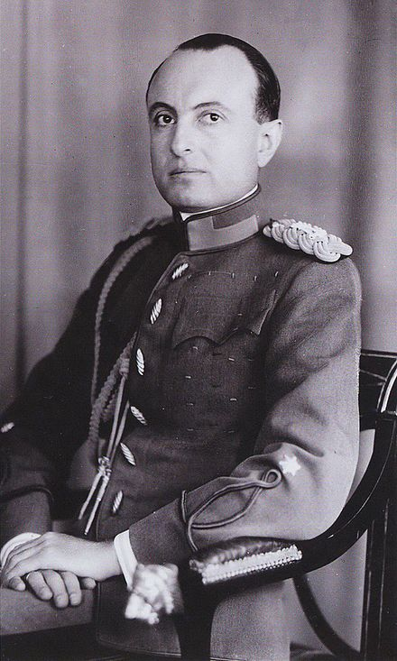 Prince Paul of Yugoslavia.  Info on regency, policies and exile.