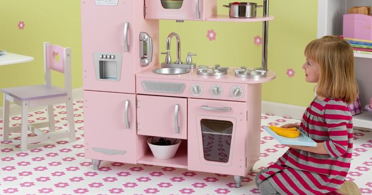 Kidkraft kitchen play: most amazing thing for child