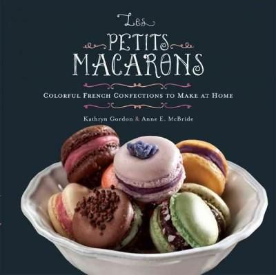 Macarons, the stuff of bakers candy-coated dreams, have taken the world by storm and are demystified here for the home baker, With dozens of flavor combinations, recipes are structured with three basi