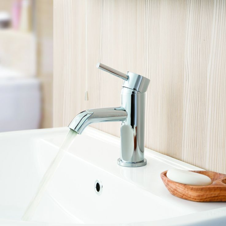 Simple yet elegant, the Verity mono basin tap will look stylish in any bathroom