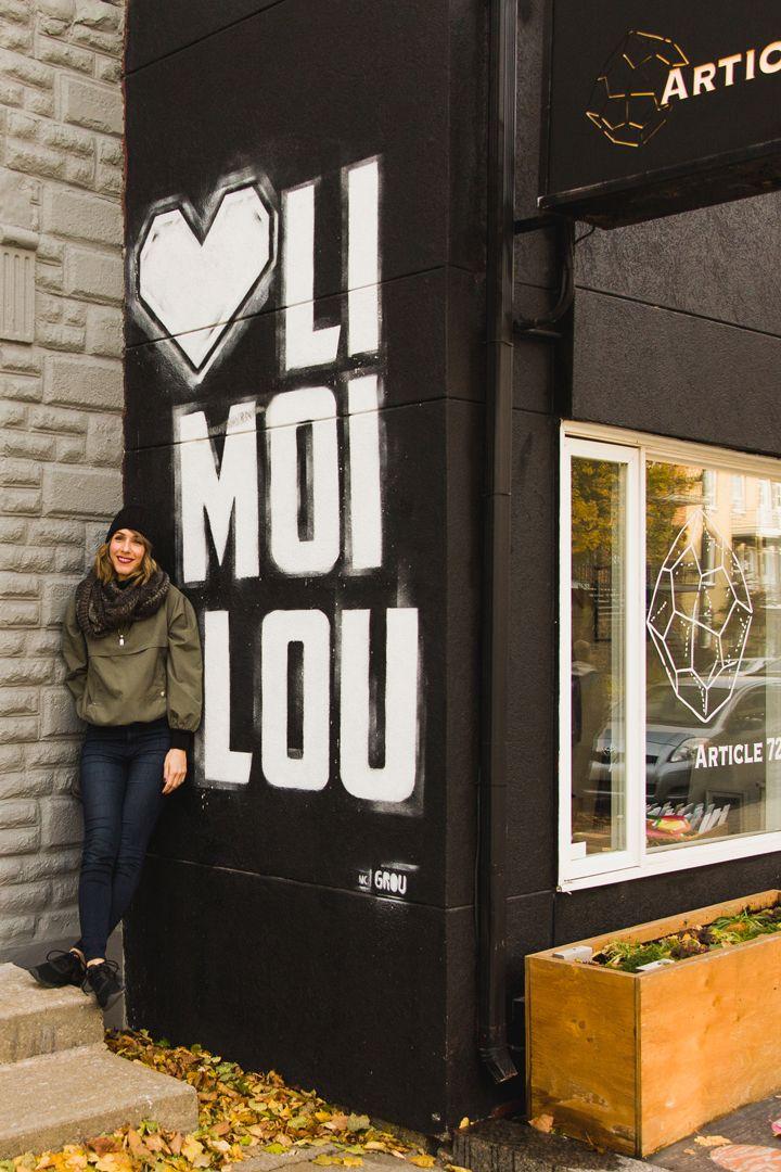 Limoilou Quebec Quartier Le Quartier