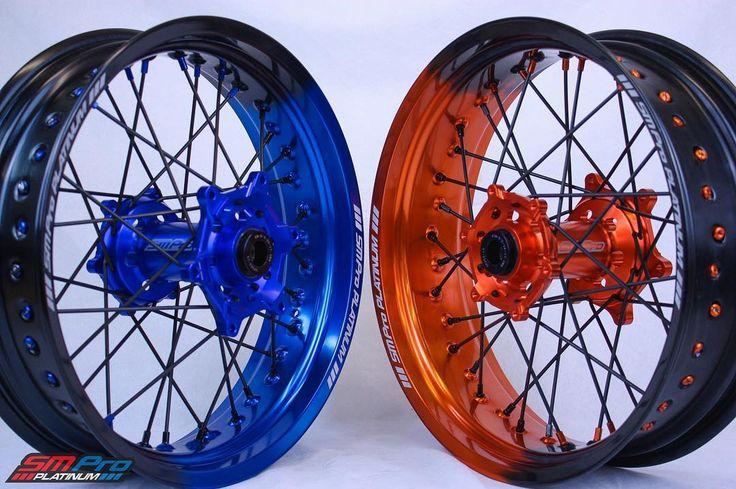 SM Pro Wheels - SuperMotard