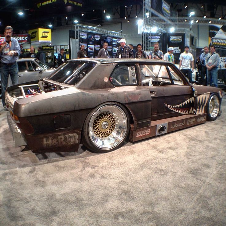 Rusty Slammington Custom Car Pinterest Bmw Cars And