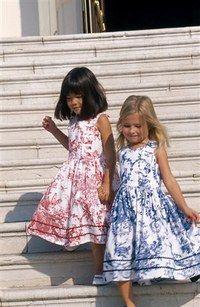 Robes Tartine et Chocolat - Mode enfants 2007