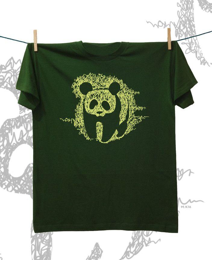 Camiseta ·MXH· Panda love