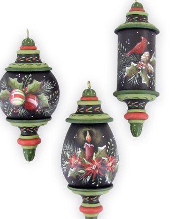 Elegant Evening Ornaments DOWNLOAD