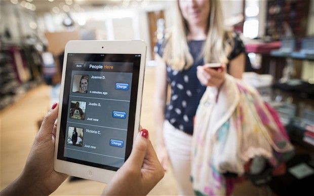 How a photograph on PayPal shows the end for cash The days of fumbling for cash or trying to remember a credit card pin number could soon be over – a new service from payments company PayPal now means shops can identify customers and charge them via a simple photograph.