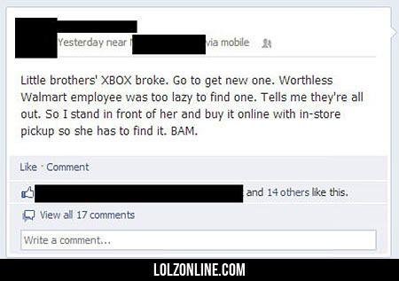 Going to Walmart… #lol