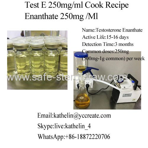 Homebrew : How to make finished steroid oil from Raw powders