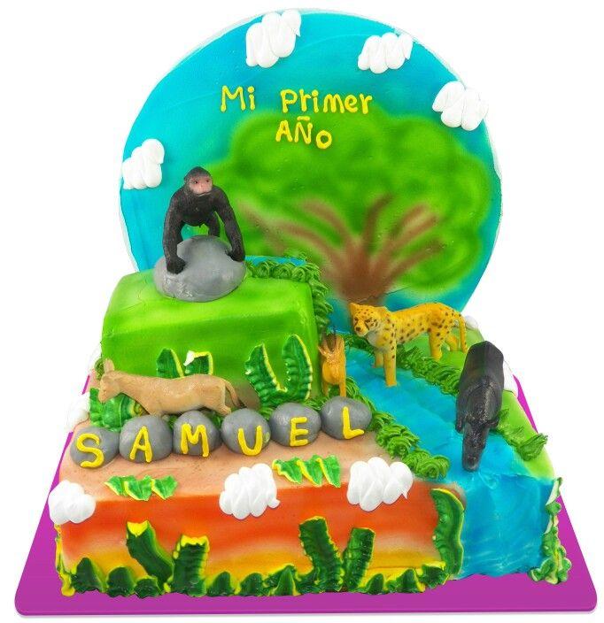 Wild cake; torta salvaje
