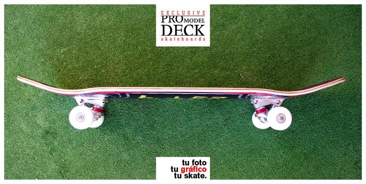 Skateboard completo personalizado enviado a Cartagena (Murcia)