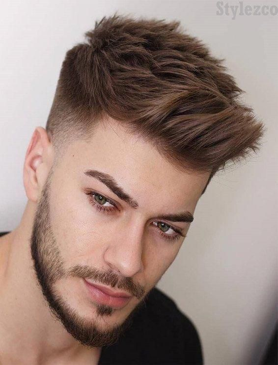 Haircuts For Short Hair Men Which Are Handsome Haircutsforshorthairmen Men Haircut Styles Trending Hairstyles For Men Mens Haircuts Short