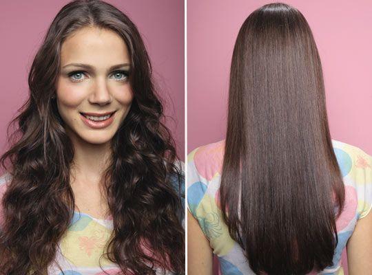 4 remedios caseros para alisar el cabello
