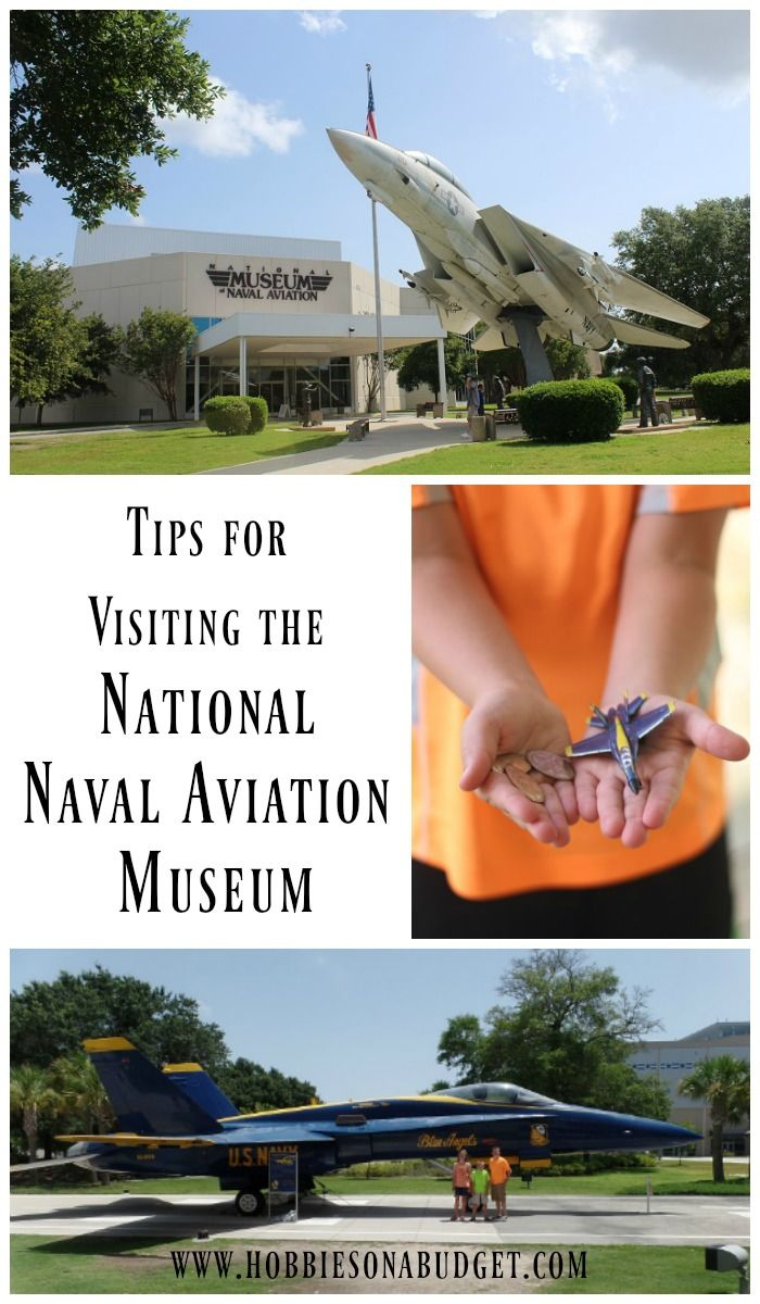 Visiting the National Naval Aviation Museum Naval