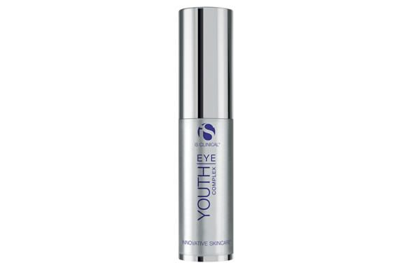 The iS Clinical Youth Eye Complex targets under-eye puffiness, fine lines and dark circles thanks to a breakthrough skin strengthening formula.