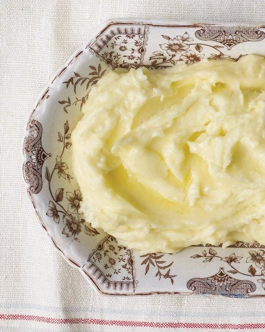 Luxurious Mashed Potatoes Recipe: Sweet Potatoes Recipes, Mashed Potatoes Recipes, Make Ahead, Baking Dishes, Side Dishes, Luxury Mashed, Makeahead, Thanksgiving Recipes, Martha Stewart