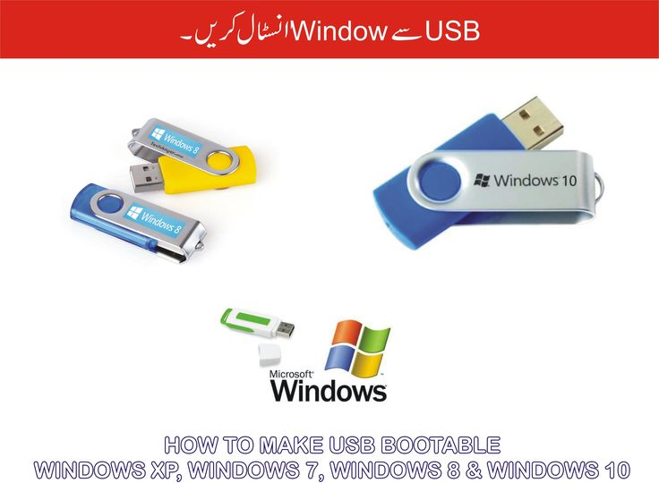 How to Make Usb Bootable in Urdu / Hindi WinToFlash can create bootable USB with any Windows . Any editions can be used - Home, Professional, Media Center, Ultimate, etc.