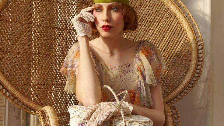 M s de 1000 ideas sobre estampado de vestidos de seda en - Lucio barcelona decoracion ...