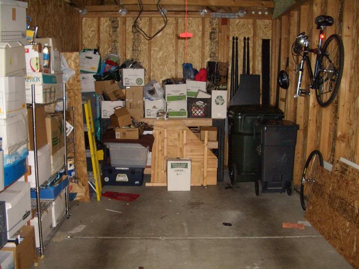 Before #6: Garage