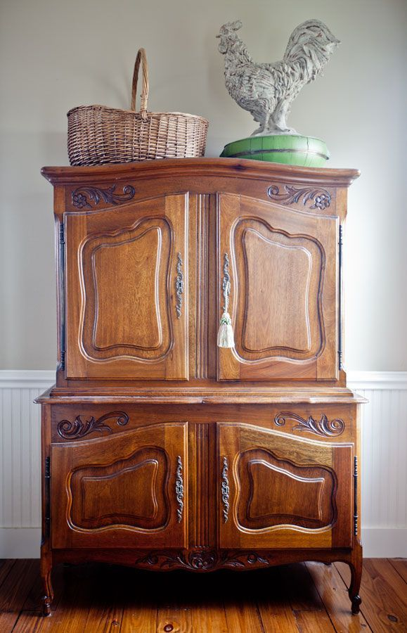 17 best armoire images on Pinterest | Painted furniture, Refurbished ...