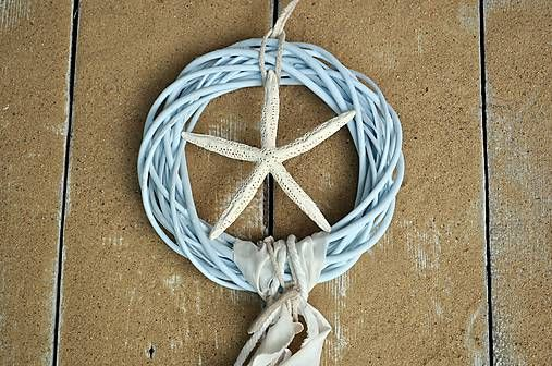 DeKora / Veniec...Morská hviezdica