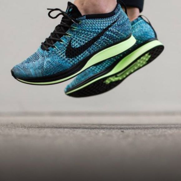 Nike flyknit racer Brand new women's size Nike Shoes Athletic Shoes