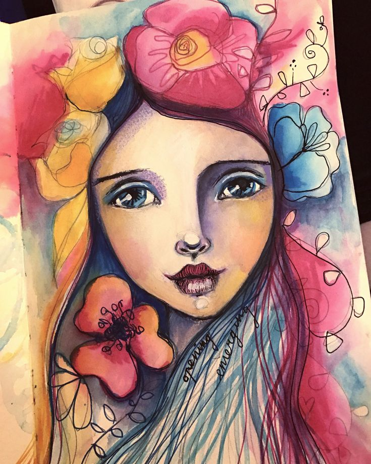 Inspiration For She Art