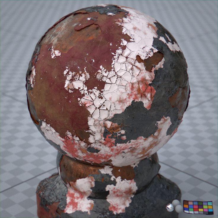 ArtStation - WIP shaders.xyz metal, Zeno Pelgrims