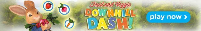 Peter Rabbit Downhill Dash