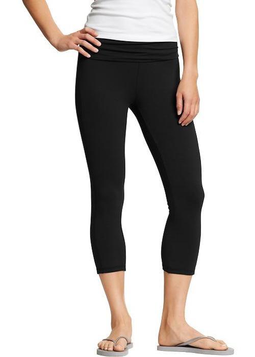 #Pantalon de #yoga #capri, d' #Old #Navy. Info: oldnavy.gapcanada.ca Prix: 19,94 $