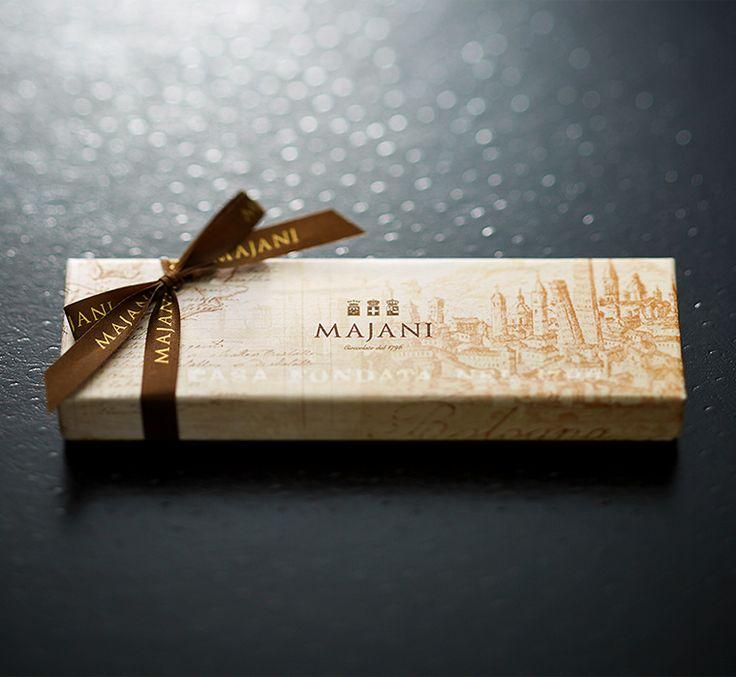 FIATチョコレート。(バレンタイン 限定)FIATチョコレート クラシコ 5種5粒(クラシコ/マイアーニ/Majani)(のし・包装・メッセージカードのご利用はできかねます。)(チョコレート バレンタインデー 限定 義理チョコ ホワイトデー)【楽ギフ_ 【104】