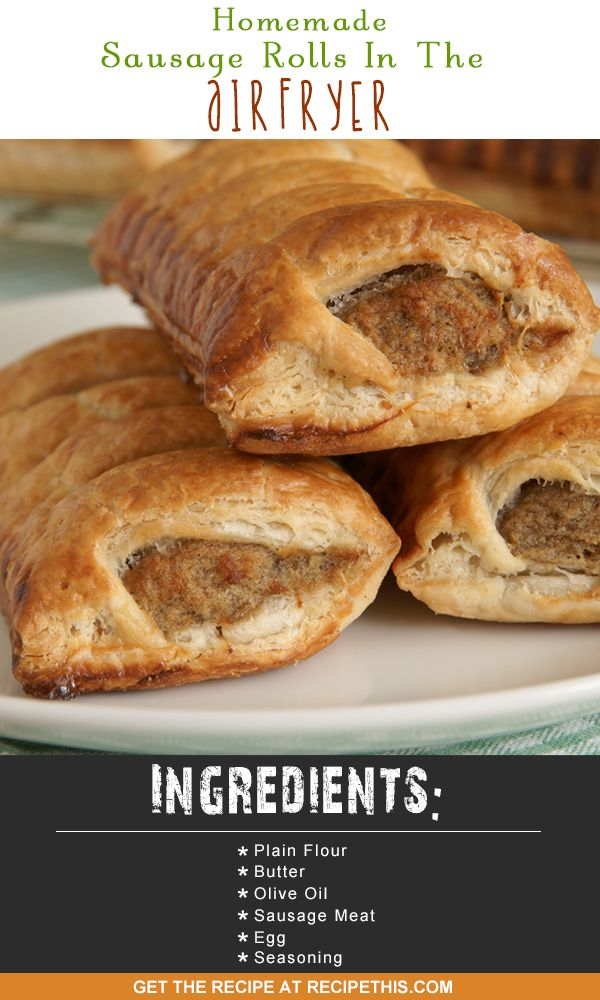 Welcome to our homemade sausage rolls in the Airfryer recipe. There is always going to be certain foods that we all remember from our childhood. Though usually it is a comfort food that was simple yet delicious and you wished you could eat it everyday for the rest of your life. Well one of those childhood favourite foods for me has to be sausage rolls. That lovely British sausagemeat wrapped around lots of crispy flaky shortcrust pastry. Talk about heaven. Though this is clearly an unhealthy…