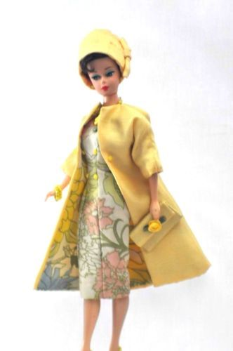 Handmade Vintage Barbie/Silkstone Clothes by P. Linden-9 pieces