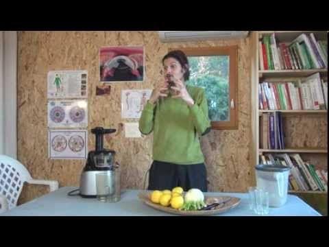Un jus pour «maigrir» , c''est un jus pour éliminer… - www.regenere.org - YouTube