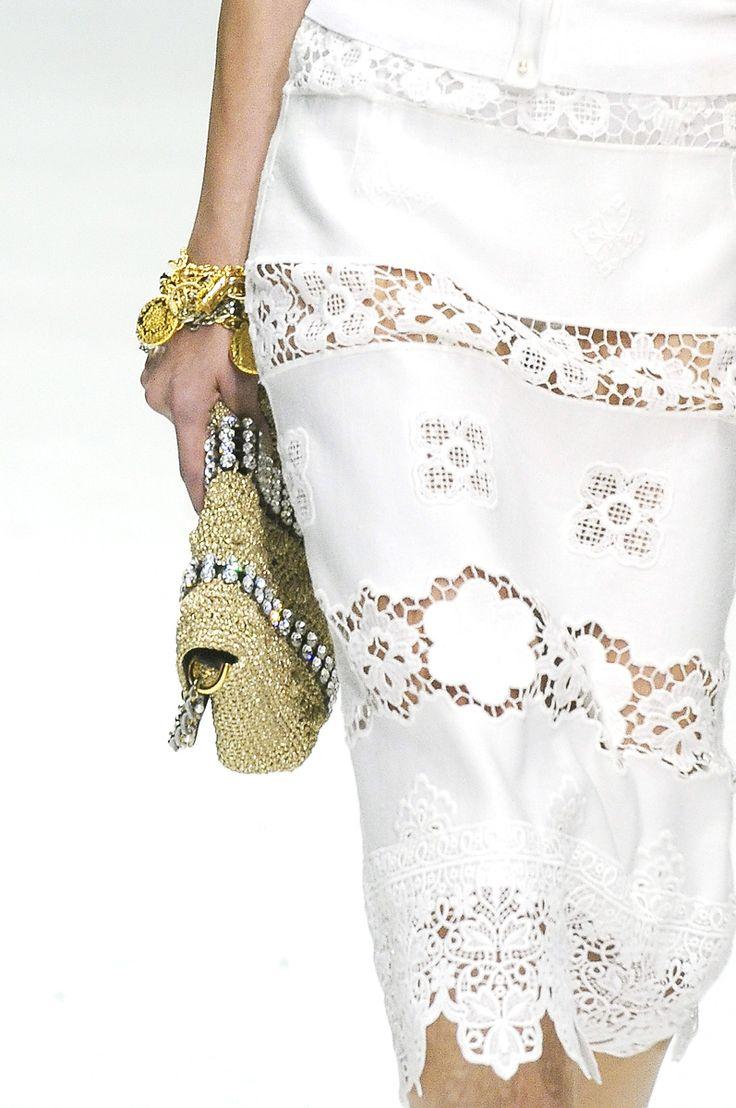Dolce & Gabbana spring 2011...