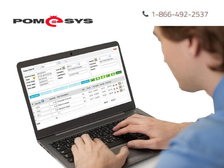 Bakery Management Software  POMeSYS.com-Remote module is a web based order entry management system designed for use by customers of wholesale businesses. Specifically, this application allows your customers to place new orders, change existing ones, as well as duplicate past ones.