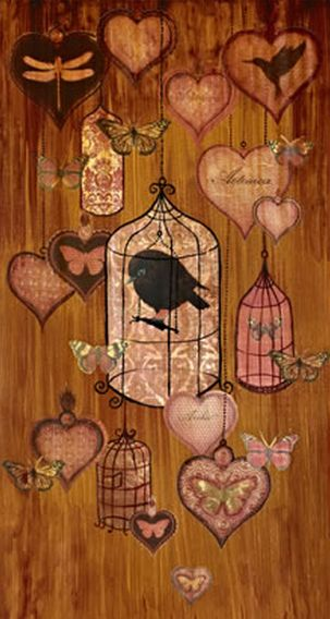 New Zealand Black Robin - Golden Good Vibes by Rae West - imagevault.co.nz