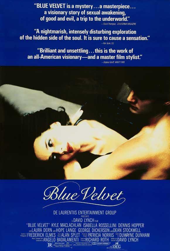 Blue Velvet (1986) - IMDb