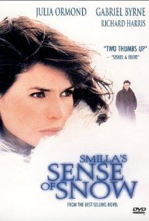 """Smilla's Sense of Snow: """"Based on Peter Hoeg's bestseller, this film is set in snowy Copenhagen where a small boy is found dead after he fell off a roof..."""""""