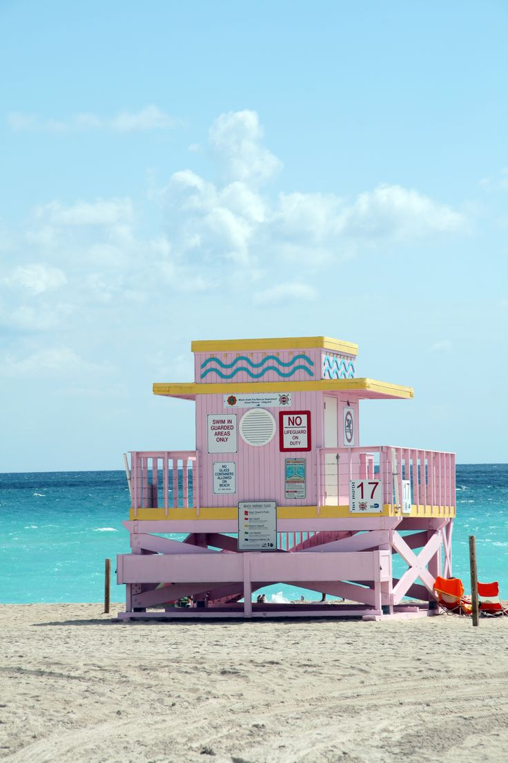 Miami Beach, Florida, USA. #travelnewhorizons