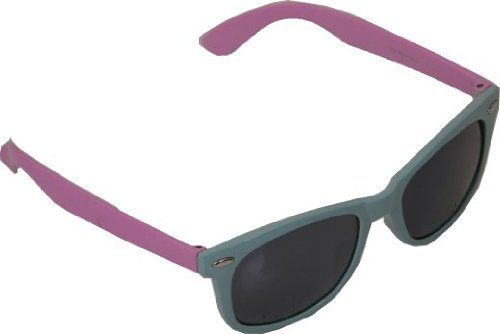 R61 NEW RETRO WAYFARER SUNGLASSES SHADES BLUE PINK EMO R61