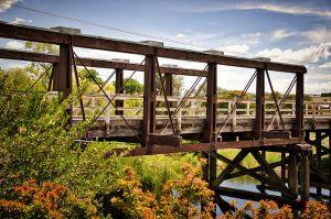 Old Bridge - Goulburn NSW
