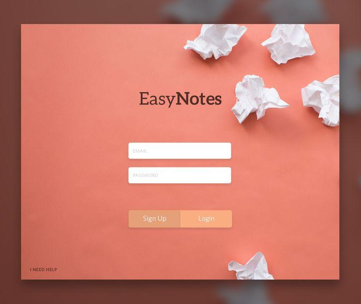 Easy notes full