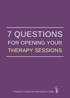 It's easy to get stuck in a rut with specific elements of therapy structure. I have a professor that sees every interaction with a client as part of the therapeutic relationship, and therefore, he interacts intentionally with his clients always, choosing his language and messages carefully based on their therapeutic value. We don't all view our relationships with our clients in the same way, which means this type of scrutiny may not seem necessary to all of us; however, there is mer...