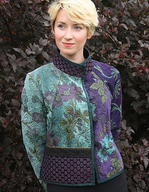 Mary Lynn O'Shea: Designer | Weaver | Addison Jacket