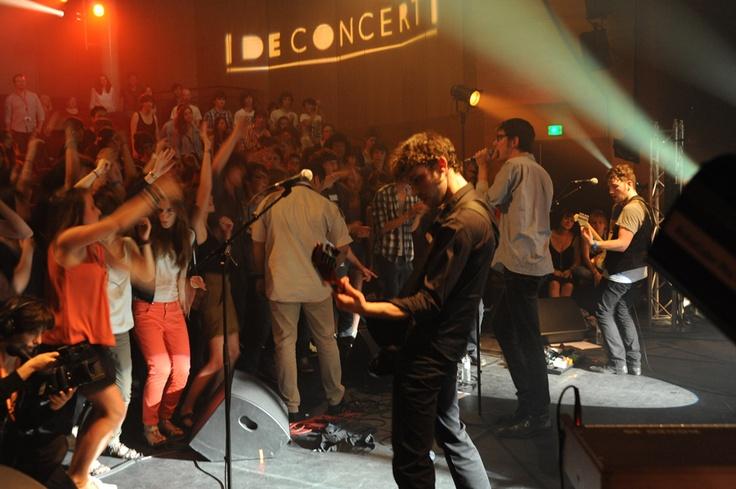 http://www.lairedu.fr/the-wankin-noodles-2/ Le vendredi 20 mai 2011, au Tambour, concert des Wankin Noodles organisé dans le cadre de la licence professionnelle TAIS/CIAN